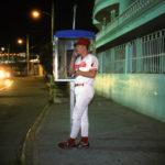 Baseball Player;  Mazatlan, Mexico © Todd Korol