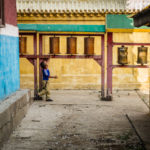 Gandan Monastery, Ulaan Bataar - 75 mm Summarit © Nick Rains