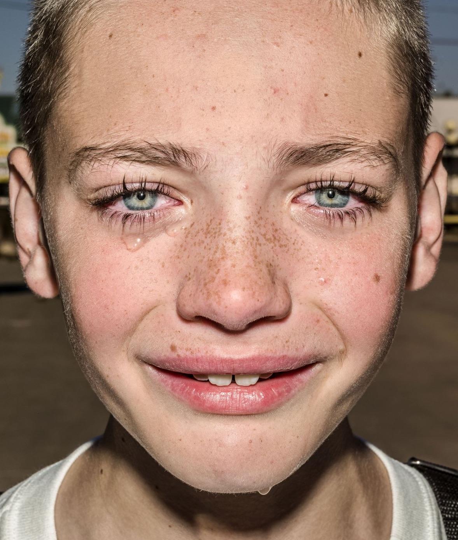 Bruce Gilden's Farm Boys & Farm Girls - The Leica Camera Blog