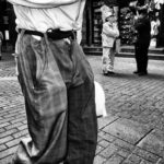 Pants and People, Montreal, QC, 2012  © Michael Ernest Sweet