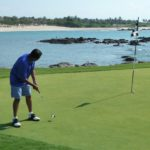 Putting out on 3B  at Punta Mita