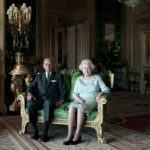 Queen Elizabeth II & The Duke of Edinburgh, Windsor Castle 2010
