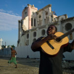 Haiti April 2010: 3 months later series by Bruno Stevens