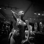 © David English Store Mannequin (Leica M Monochrom, 16 mm Tri-Elmar)