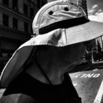 Sun Hat, New York, NY, 2012  © Michael Ernest Sweet