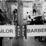 Tailor Barber Little India ©Kevin WY Lee
