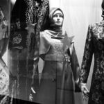 The Window: mannequins display the latest fashions in a store window