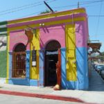 The pinata shop in San Jose del Cabo