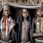 Abore Three- Omo Valley Region, Ethiopia; Taken with a Leica M9 by William Palank