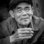 Villager, Jiuxian Village © Nick Rains