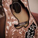 """""""Buddy Holly Guitar"""", Leica M9/Summicron 50mm © Bob Callway"""