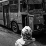 Bus Stop © Daniel Zvereff