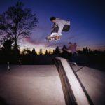 C. Murphy, Bozeman Skatepark © Derik Olsen