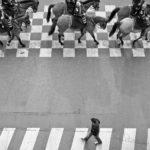 Crossing by Laurent Hunziker
