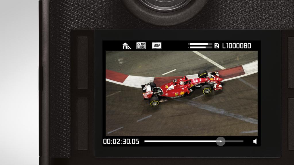 Leica SL Video
