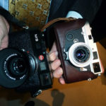 Comparing Cameras; Taken by John Sypal