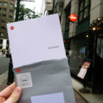 Leica Ginza Store and Invitation; Taken by John Sypal