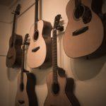 """Guitar Wall"", Leica M9/Summaron 35mm © Bob Callway"