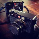 Leica Cameras © Helio Collective