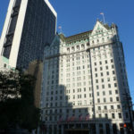 The Plaza Hotel ... an iconic, landmark New York building ...  had a starring role in Arthur, Crocodile Dundee, Gossip Girl, Sex in the City and North by Northwest. By Varun Sharma