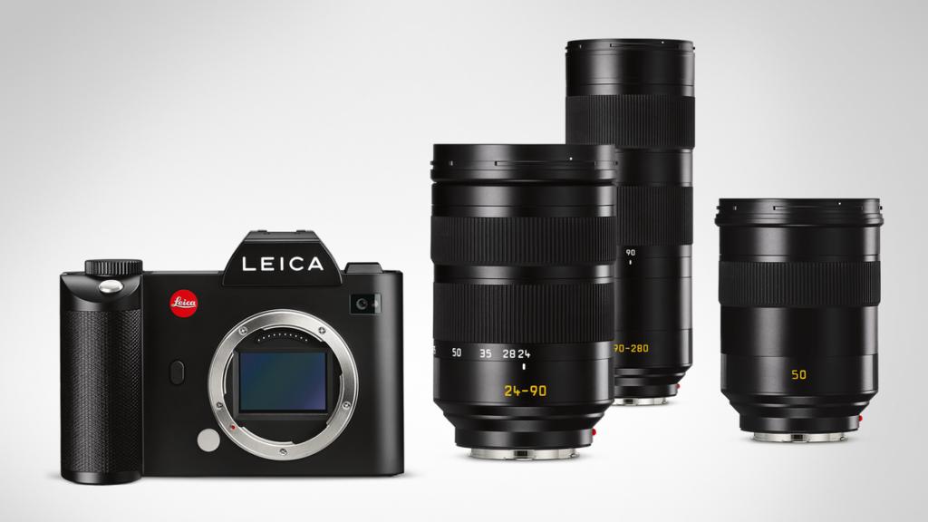 Leica SL Compatibility Creativity