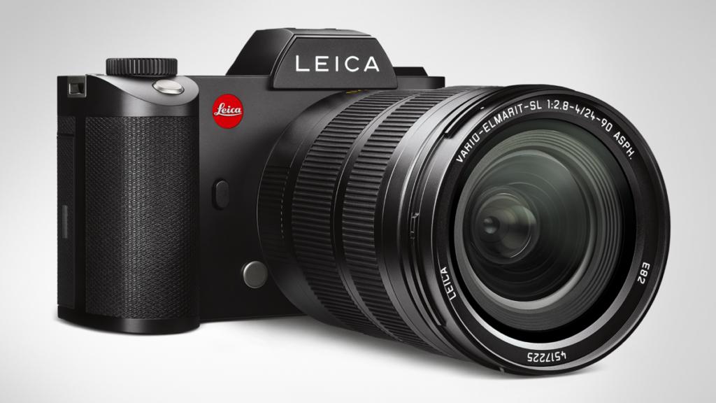 Leica SL creativity